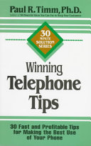 Winning Telephone Tips