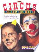 The Circus Anti Coloring Book