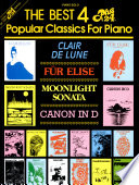 The Best 4 Plus 24 Popular Classics for Piano