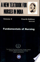 A New Textbook for Nurses in India  Volume II