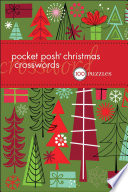 Pocket Posh Christmas Crosswords