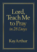 Book Lord, Teach Me to Pray in 28 Days Milano SoftoneTM