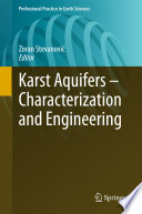 Karst Aquifers   Characterization and Engineering