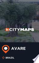 City Maps Avare Brazil