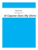 A Novel Unit by Middle School Novel Units Inc  for Al Capone Does My Shirts