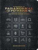 Ebook Handbook of Paranormal Powers Epub Brian Haughton Apps Read Mobile