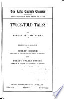 Twice Told Tales Book PDF