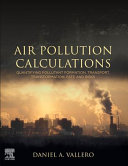 Air Pollution Calculations
