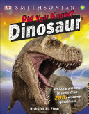 Did You Know? Dinosaurs Book