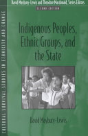 Indigenous Peoples  Ethnic Groups  and the State