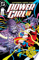 Power Girl 1988 4