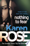 Nothing to Fear  The Chicago Series Book 3