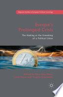 Europe   s Prolonged Crisis