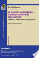 Gli schemi di rendicontazione economico-patrimoniale degli enti locali. Evoluzione, comparazioni e prospettive