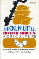 Chicken Little  tomato sauce  and agriculture