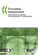 Formative Assessment Improving Learning in Secondary Classrooms