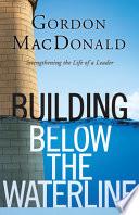 Building Below the Waterline