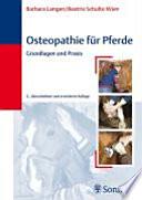 Osteopathie f  r Pferde