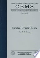 Spectral Graph Theory