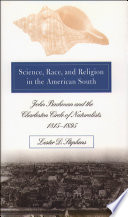 Science  Race  and Religion in the American South