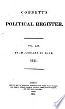 Cobbett S Political Register book