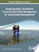 Oceanographic and Marine Cross-Domain Data Management for Sustainable Development