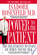 Book Power to the Patient