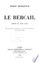 Scenario of  Le Bercail