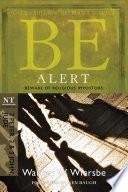 Ebook Be Alert (2 Peter, 2 & 3 John, Jude) Epub Warren W. Wiersbe Apps Read Mobile