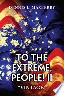 To the Extreme  People  II