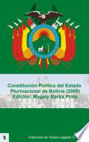 Constitución Política del Estado Plurinacional de Bolivia (2009)