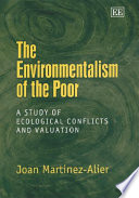 The Environmentalism of the Poor