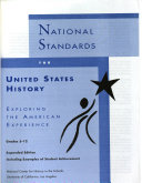 National Standards For United States History