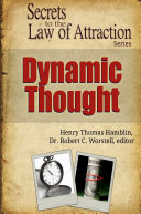 Book Dynamic Thought - Secrets to the Law of Attraction