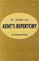 A Study of Kent's Repertory