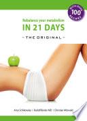 UK Edition  Rebalance your metabolism in 21 days   the Original