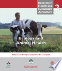 Ecology And Animal Health book