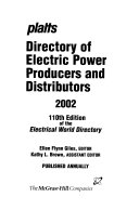 Platts Directory of Electric Power Producers and Distributors