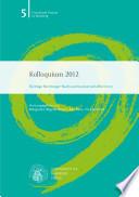 Kolloquium 2012