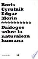 Diálogo sobre la naturaleza humana