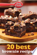 20 Best Brownie Recipes Book PDF
