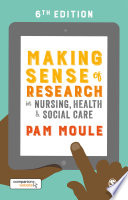 Making Sense of Research in Nursing  Health and Social Care