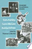 Tom Ashley Sam Mcgee Bukka White