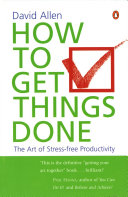 How To Get Things Done