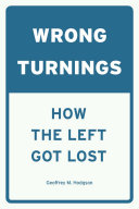 Wrong Turnings Book