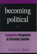 Becoming Political