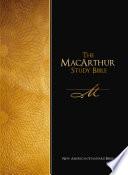 NASB  The MacArthur Study Bible  eBook