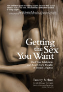 Getting the Sex You Want