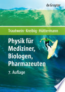 Physik f  r Mediziner  Biologen  Pharmazeuten