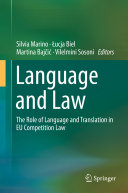The Language of the Law